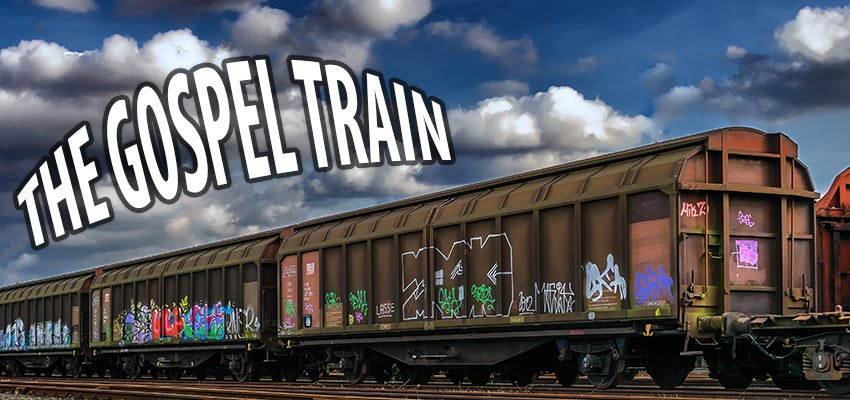 The Gospel train - Brano polifonico MP3