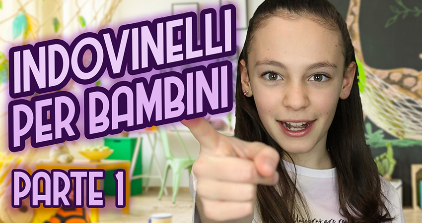 Video indovinelli per bambini by Elly