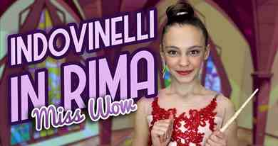 Video Indovinelli in rima per bambini - Ellyforkids